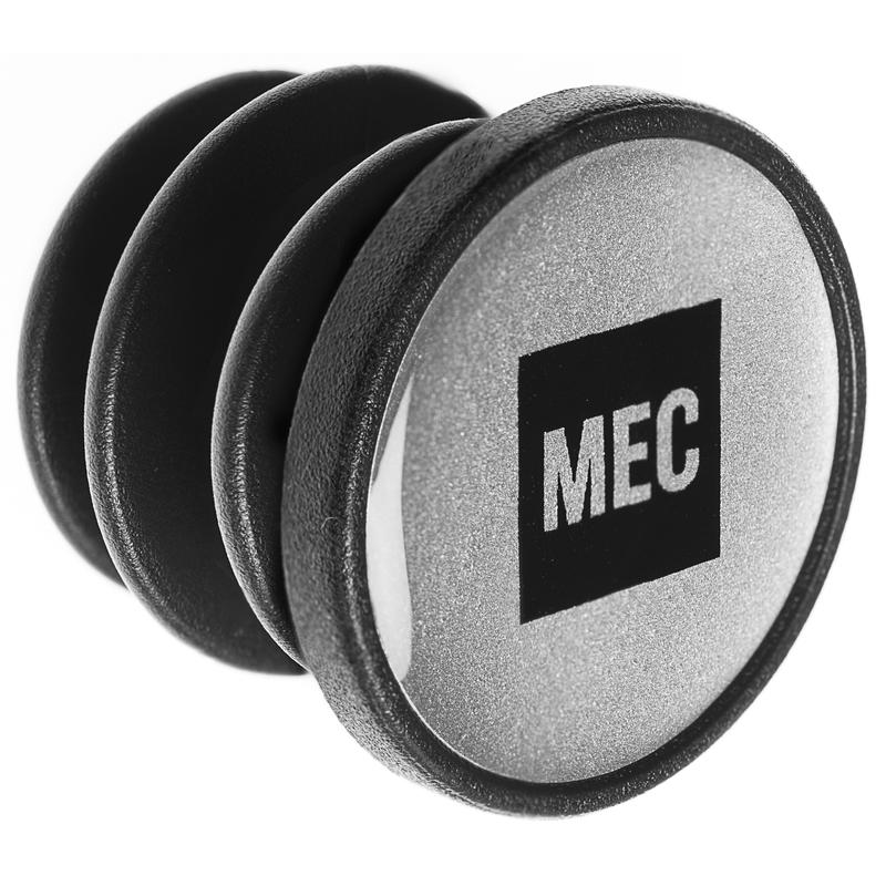 Bar End Plug Black