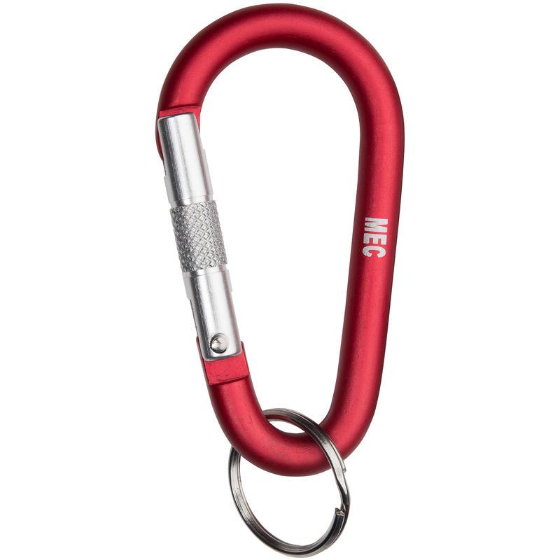 Mousqueton accessoire Mini Rouge