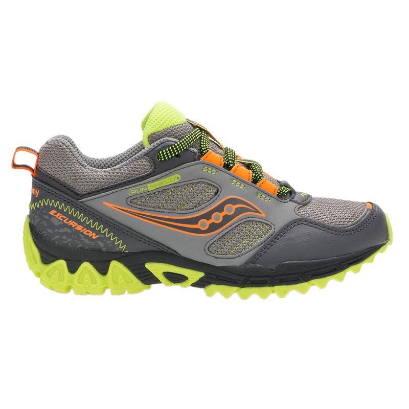 Chaussures Excursion Gris/Citron