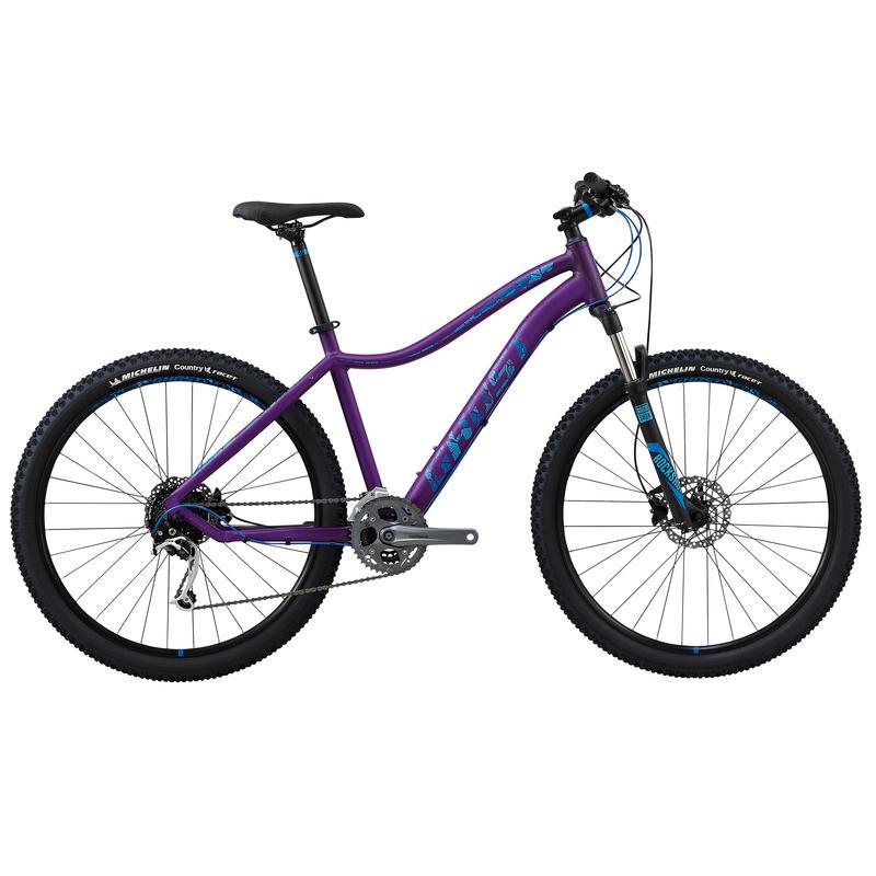 "Lanao 4 27.5"" Bicycle Violet/Artic"
