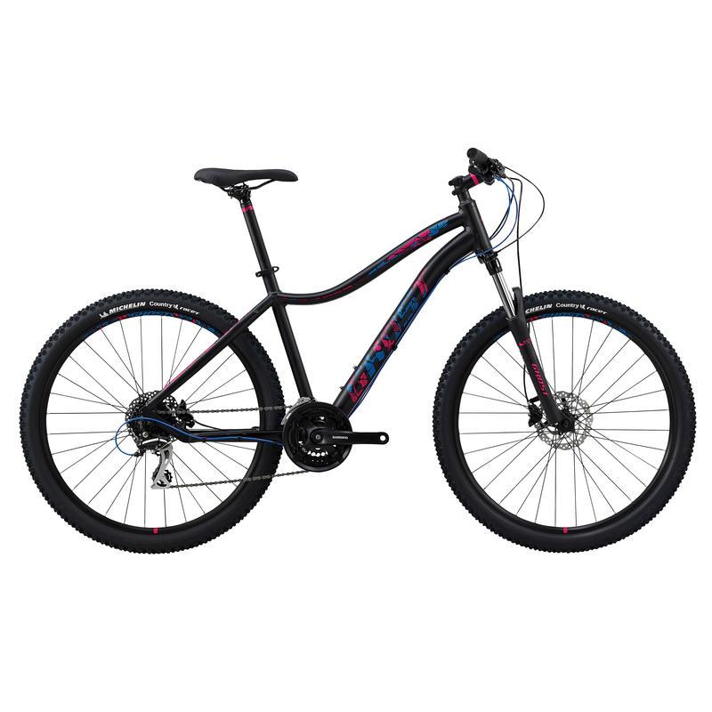 Vélo Lanao 2 (27,5) Noir/Fuchsia