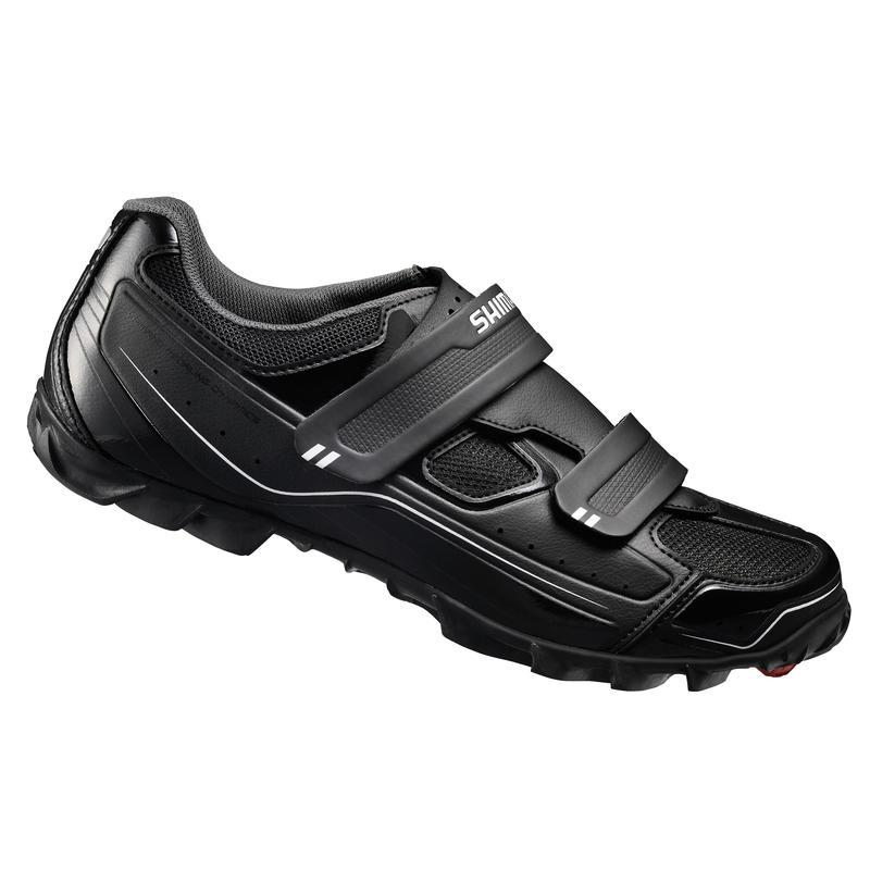 SH-M065 Cycling Shoes Black