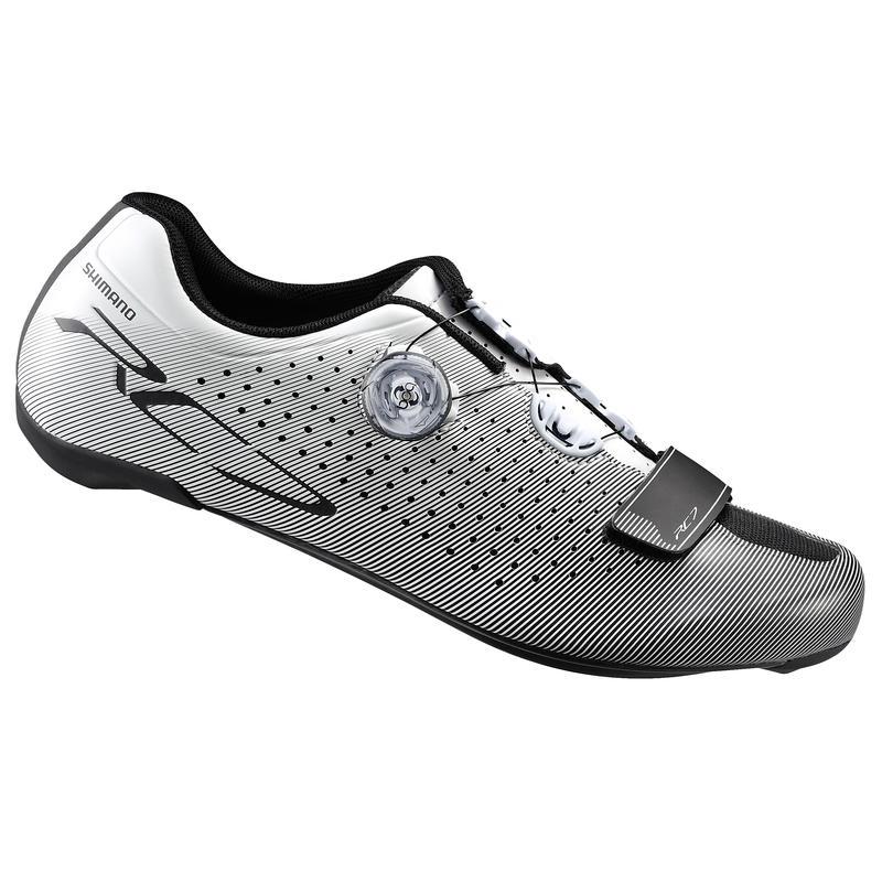 Chaussures de vélo RC7 Blanc