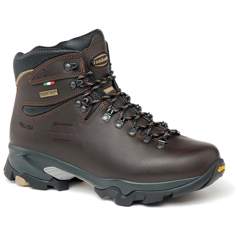 Vioz GT GORE-TEX Backpacking Boots Dark Brown