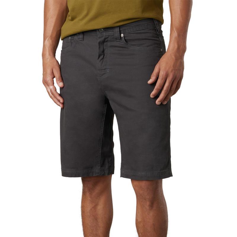Bronson Shorts Charcoal