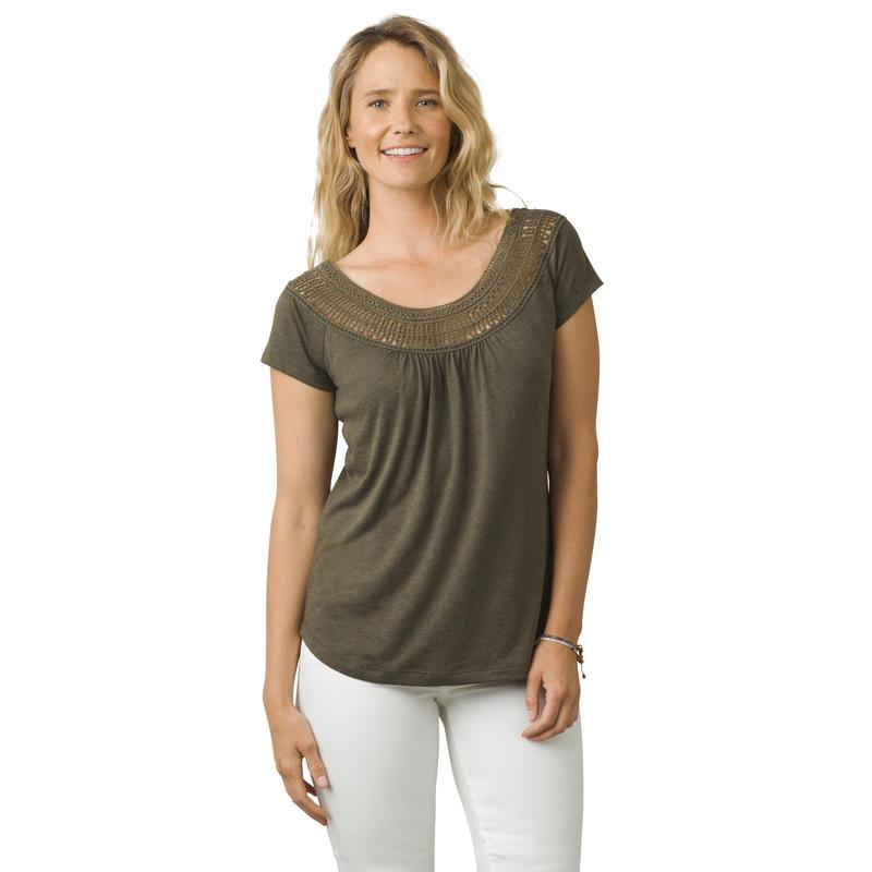 T-shirt Nelly Vert cargo