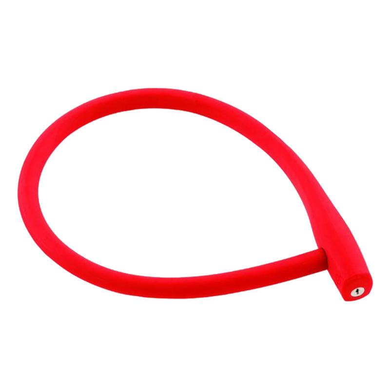 Câble antivol Kransky de 22 mm Rouge