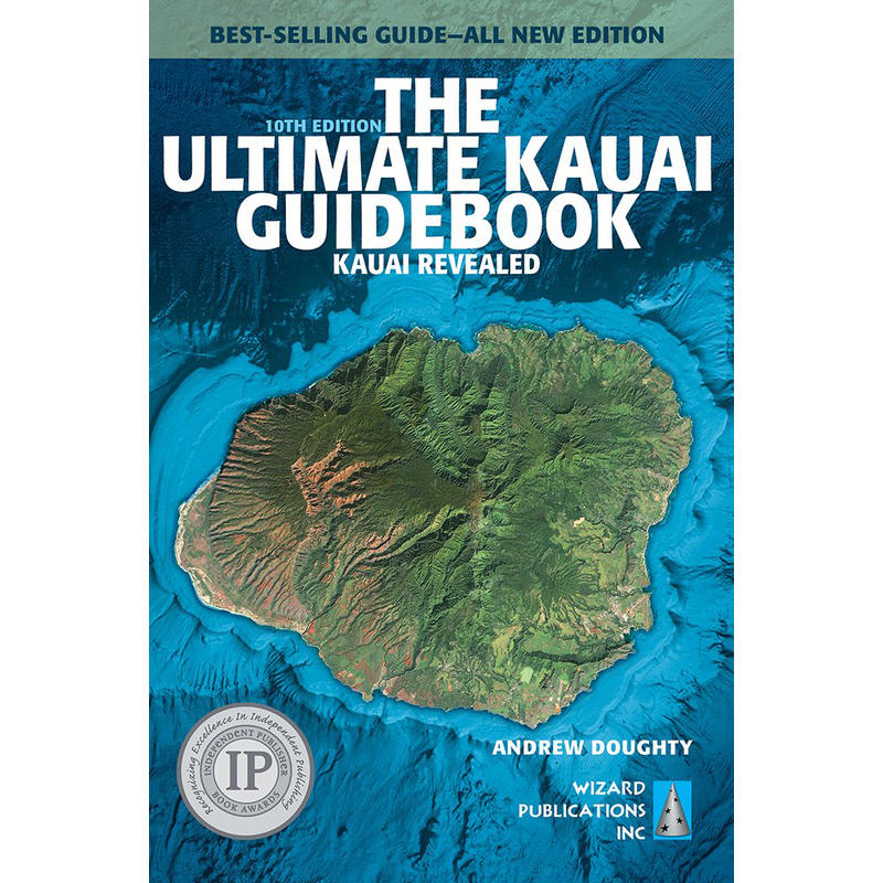 Ultimate Kauai Guidebook 10th Edition
