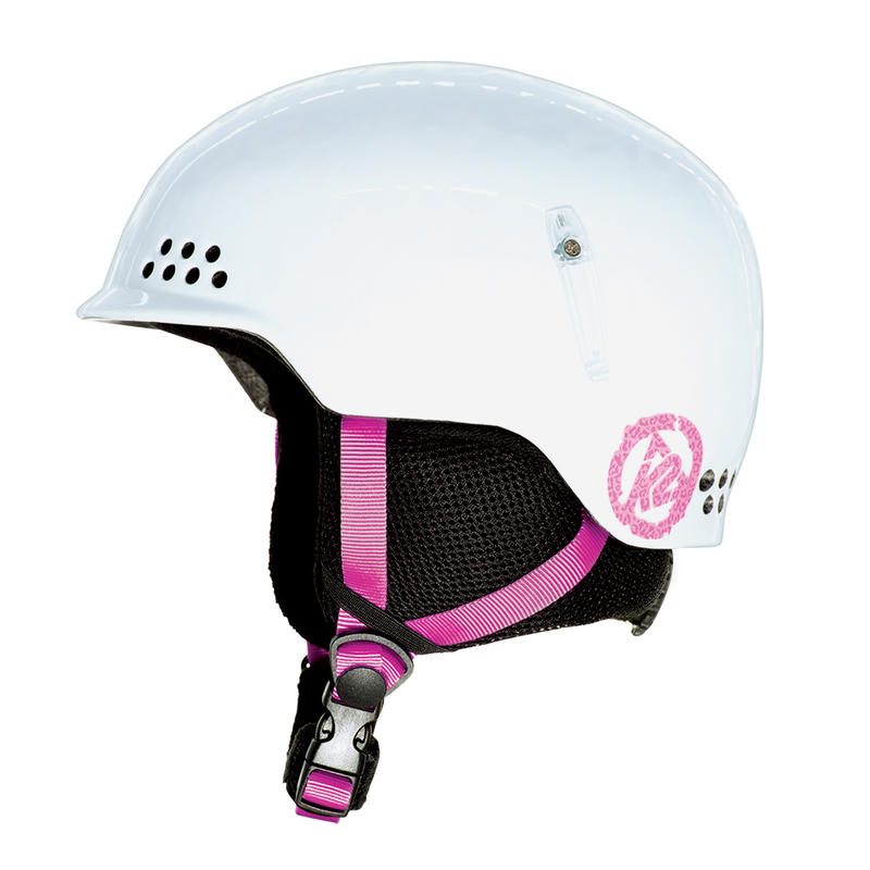 Casque de ski Illusion Blanc