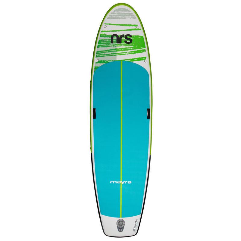 Mayra Inflatable SUP Board Blue/Green