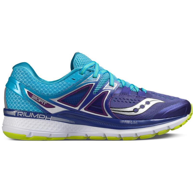 Chaussures de course sur route Triumph ISO 3 Pourpre/Bleu