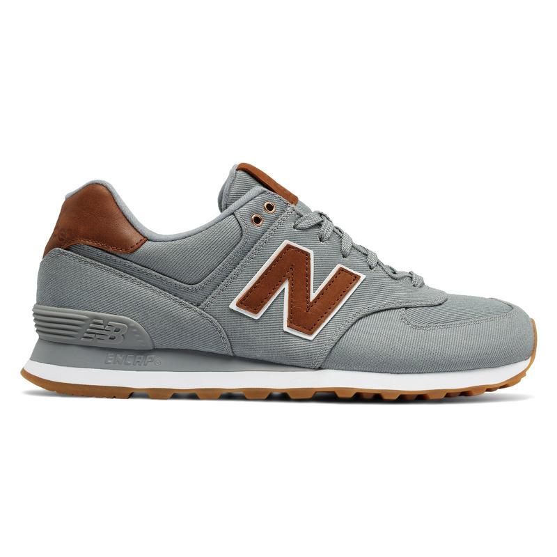 Chaussures 574 Gris/Brun