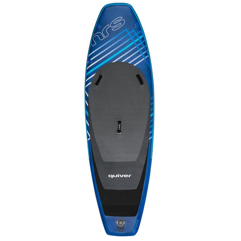 Surf à pagaie gonflable Quiver 2,9 m Bleu/Bleu