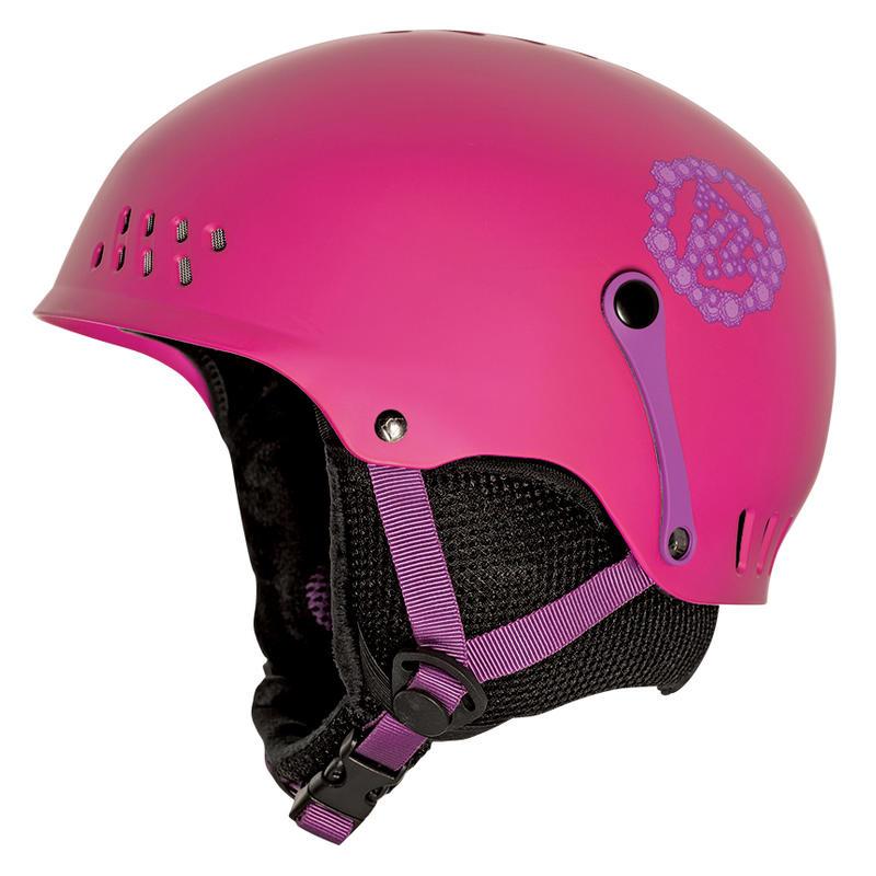Entity Snow Helmet Pink