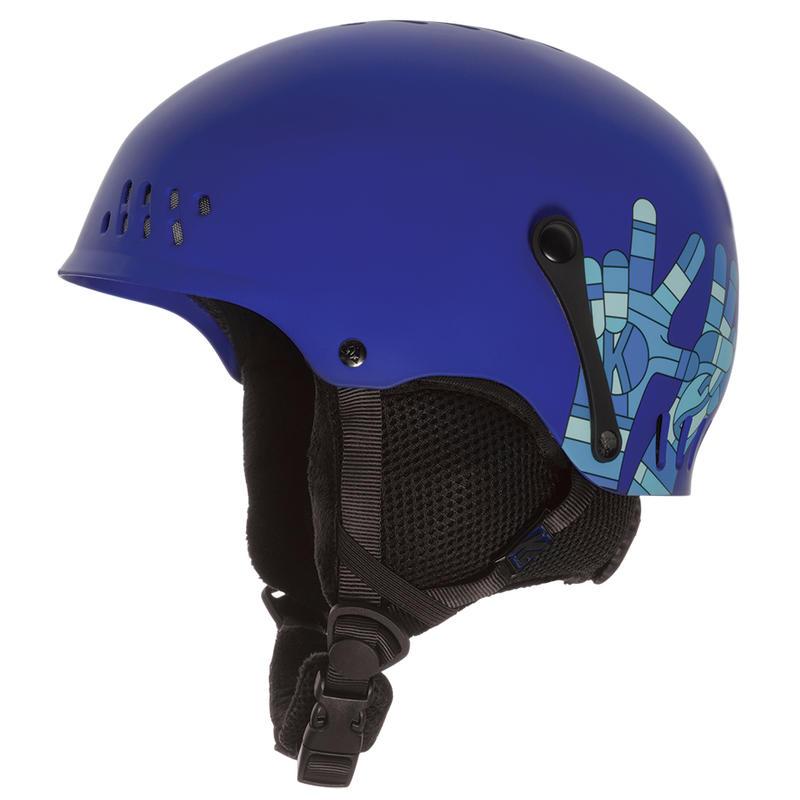 Entity Snow Helmet Blue