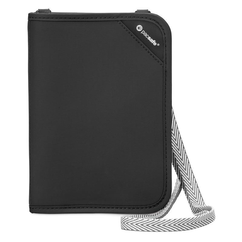Pochette compacte RFISsafe V150 Noir