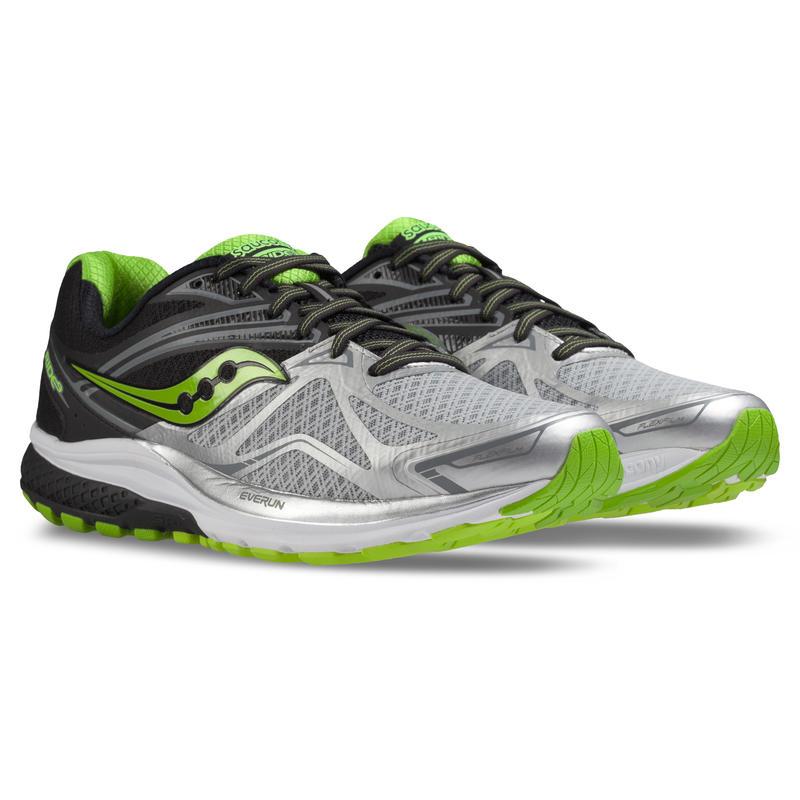 63ab7aea50d4 Saucony Ride 9 Road Running Shoes - Men s