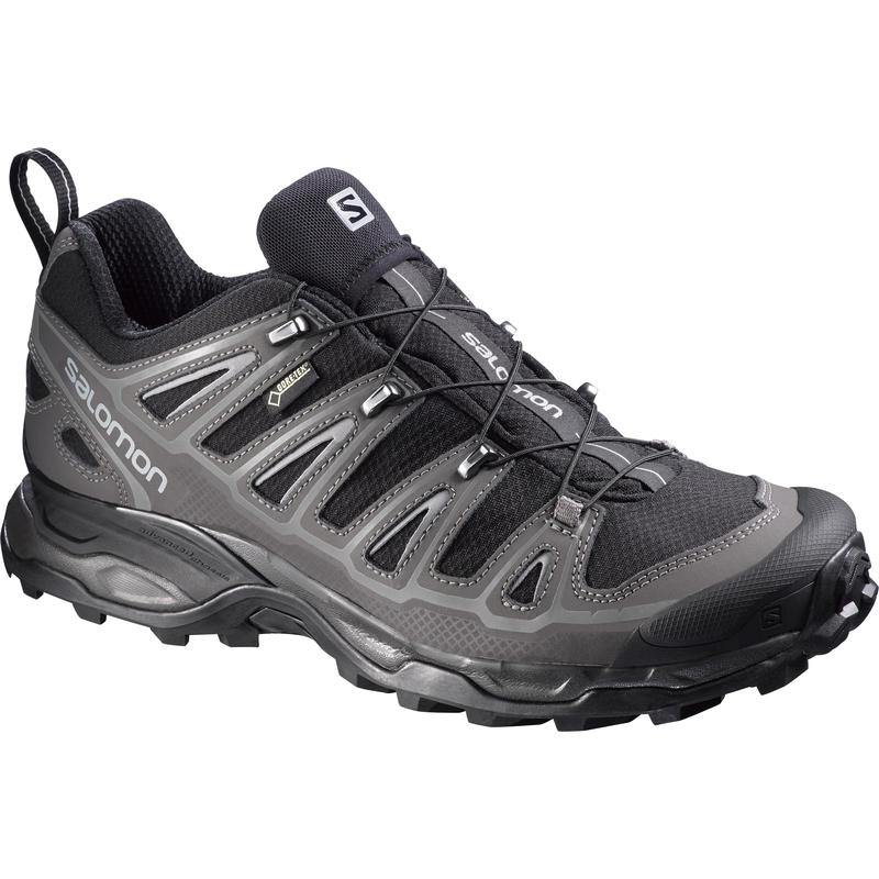 Chaussures de randonnée légère X Ultra 2 GTX Noir/Autoroute/Étain