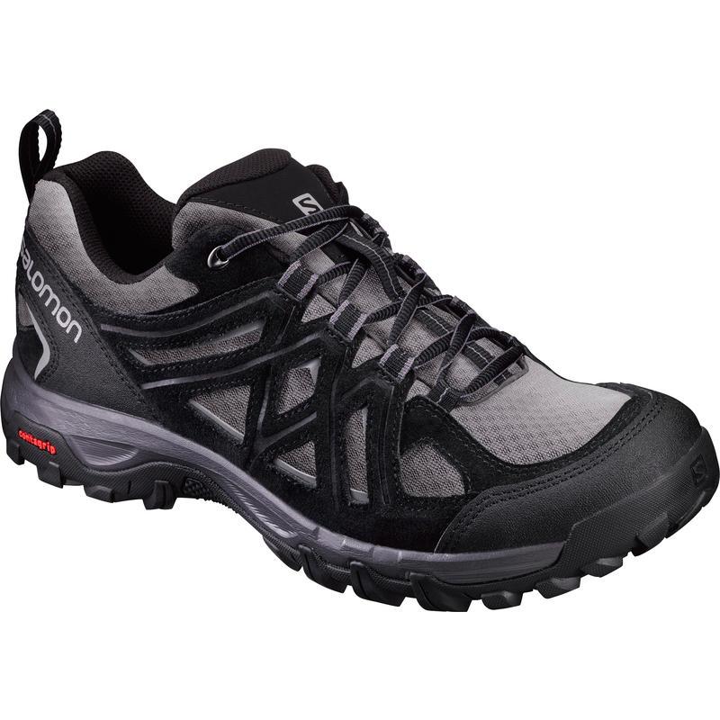 Chaussures de randonnée légère Evasion 2 Aero Noir/Aimant/Alliage