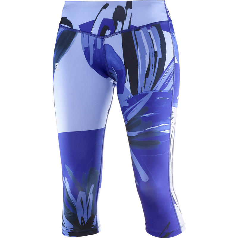 Elevate 3/4 Tight Spectrum Blue/Black