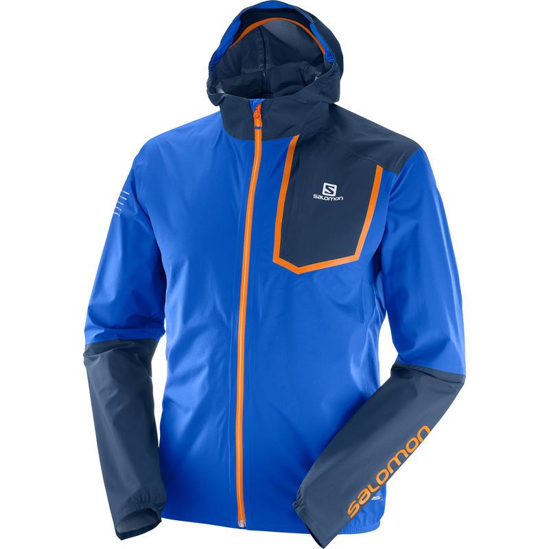 Manteau Bonatti Pro WP Parcourir le Web/Robe bleue