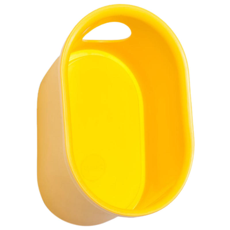 Système de rangement Loop - casque et accessoires Jaune