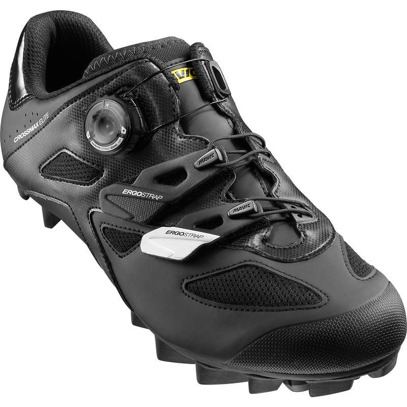 Chaussures de vélo Crossmax Elite Noir/Noir