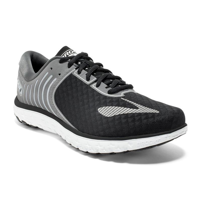 Chaussures de course sur route PureFlow6 Noir/Anthracite