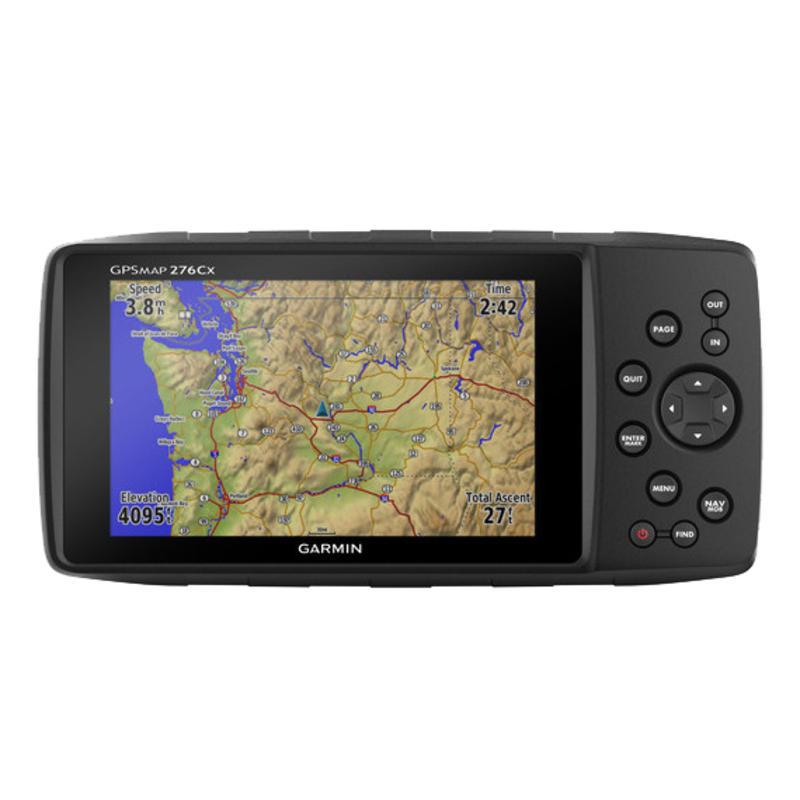 Appareil GPSMAP 276Cx Noir