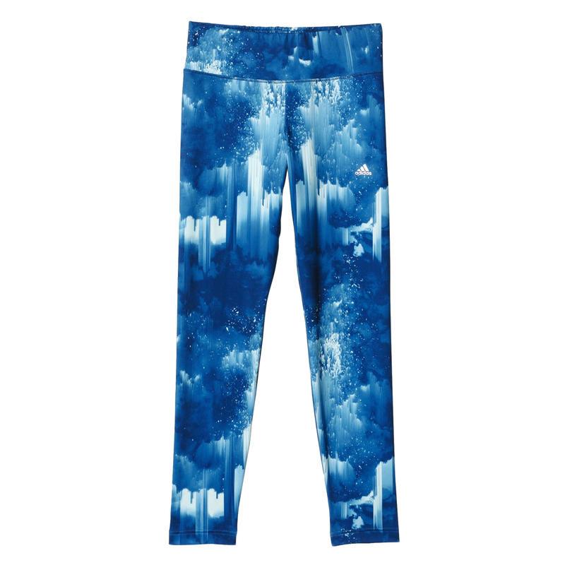 Collant Climawarm Acier tech/Bleu unité