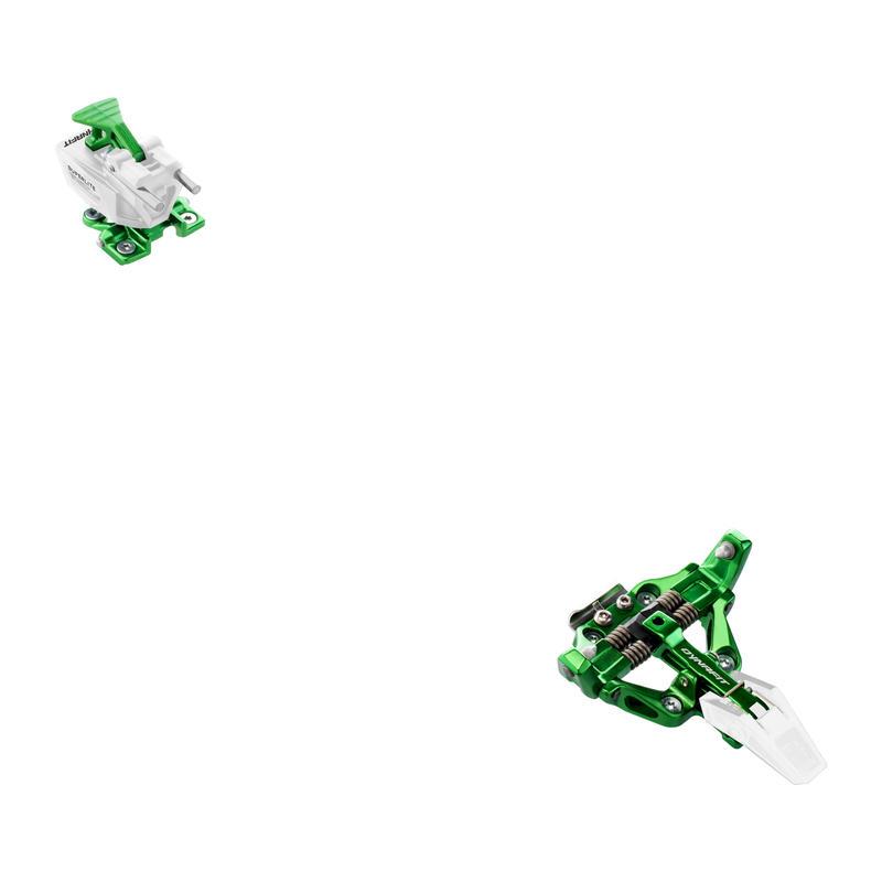 Fixations TLT Superlite 2.0 10 Vert/Blanc
