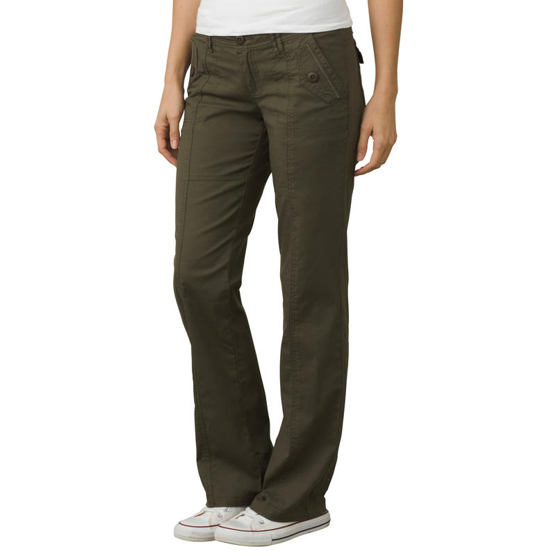 Pantalon Mazie Vert cargo