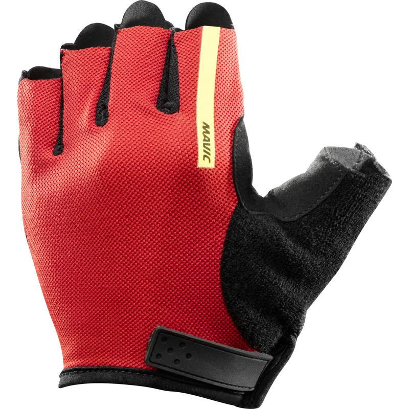 Aksium Glove Bright Red