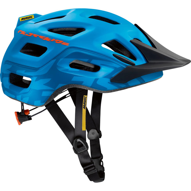 Crossride Cycling Helmet Montana/George Orange-X