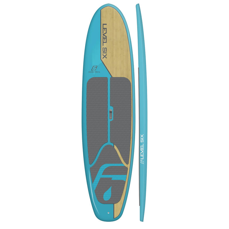 Eleven Two XL Stand Up Paddleboard Shoreline/Bamboo