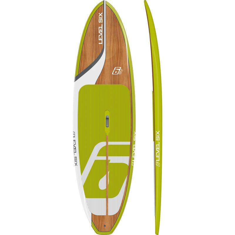 Surf à pagaie Ten O Citron/Noyer