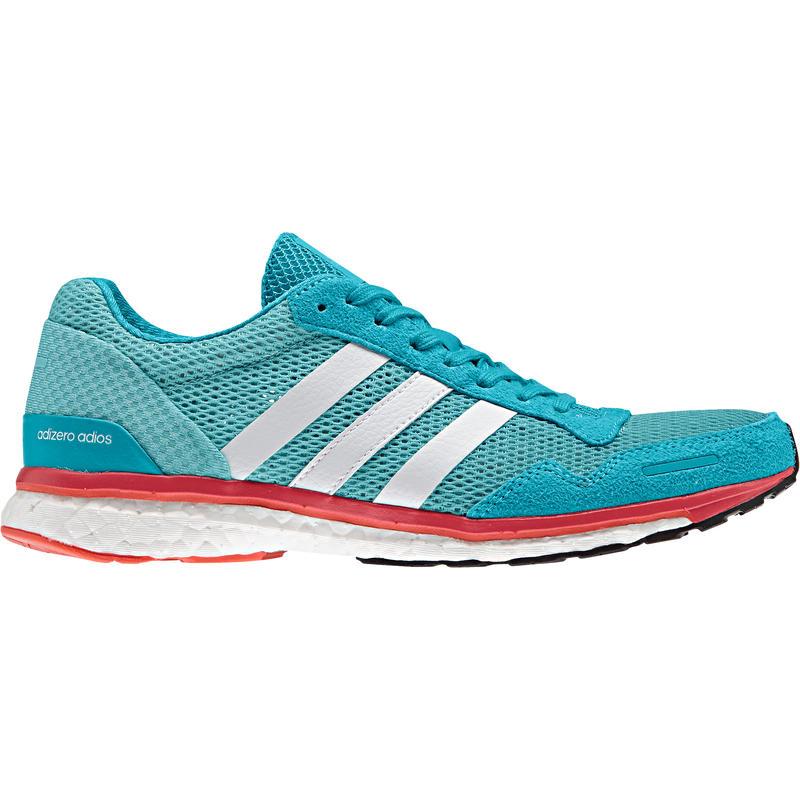 Chaussures de course sur route Adizero Adios Bleu énergie/Blanc