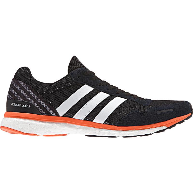 Chaussures de course sur route Adizero Adios Noir noyau/Blanc