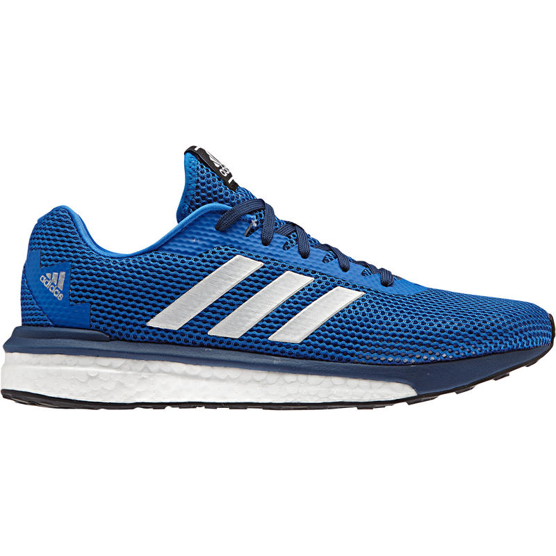 Chaussures de course sur route Vengeful Bleu/Argent métallique