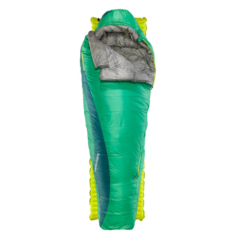Sac de couchage Saros -6C Aurore boréale