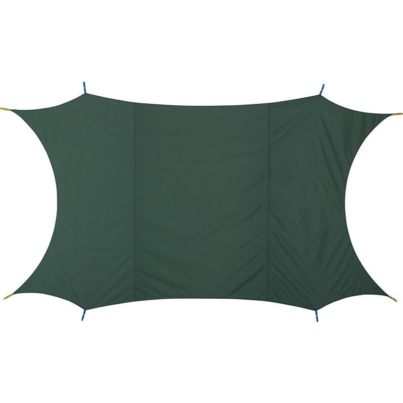 Toile de sol Tranquility 6 Vert pin