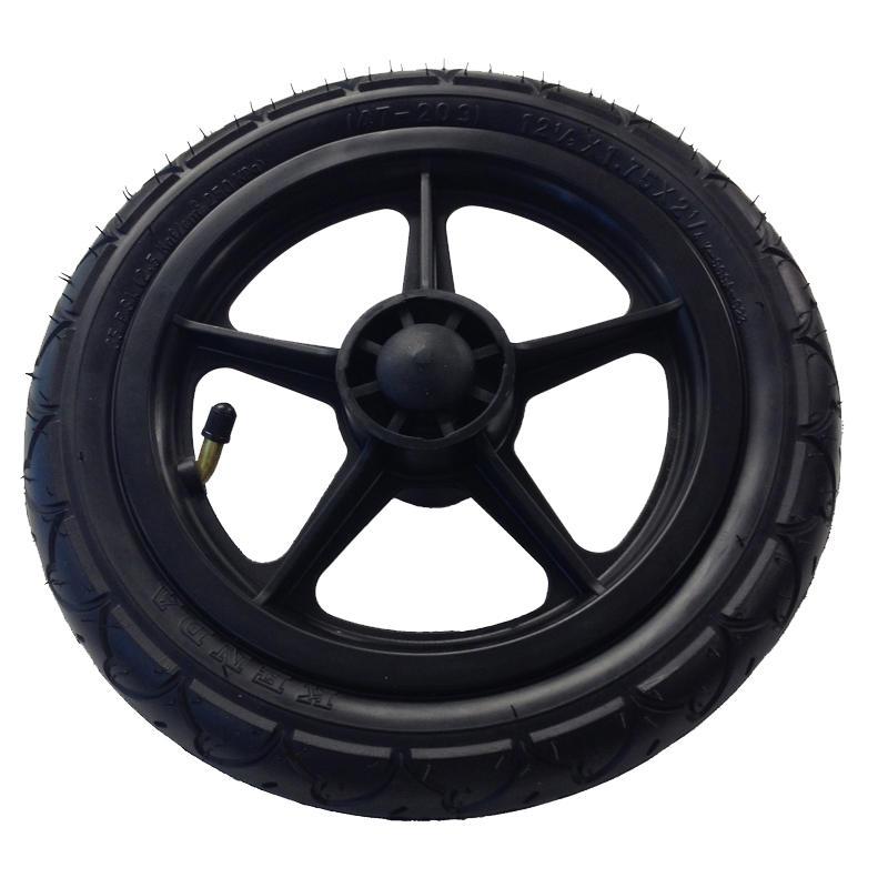 Roue, pneu et chambre à air de rechange Travoy