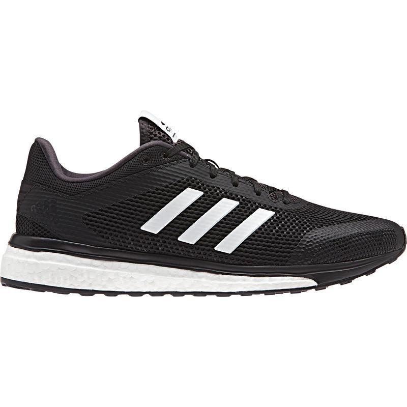 Chaussures de course sur route Response + Noir noyau/Blanc