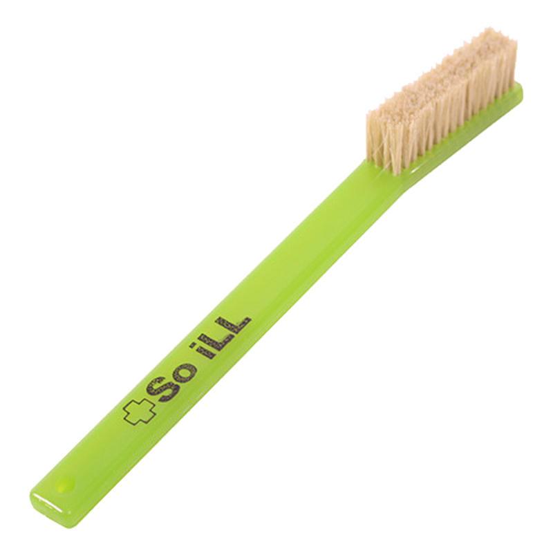 Brosse à poils de sanglier Vert