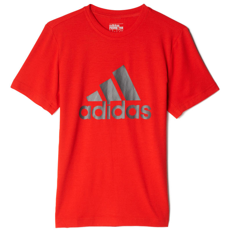T-shirt Prime Logo Rouge noyau
