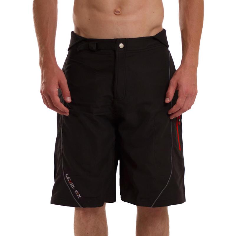 Pro Guide Board Shorts Black