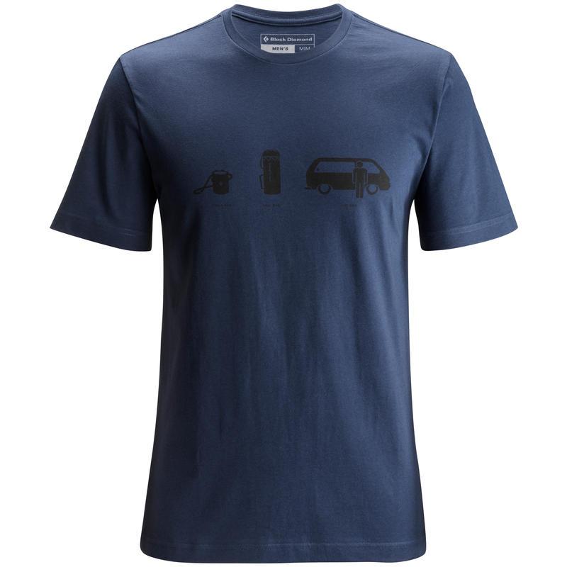 T-shirt Dirt Bag Capitaine