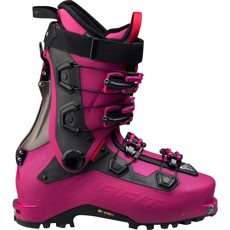 Bottes de ski Beast Rose/Noir