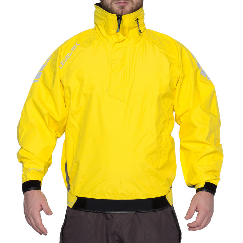 Bonavista Long-Sleeved Paddling Top Bright Yellow