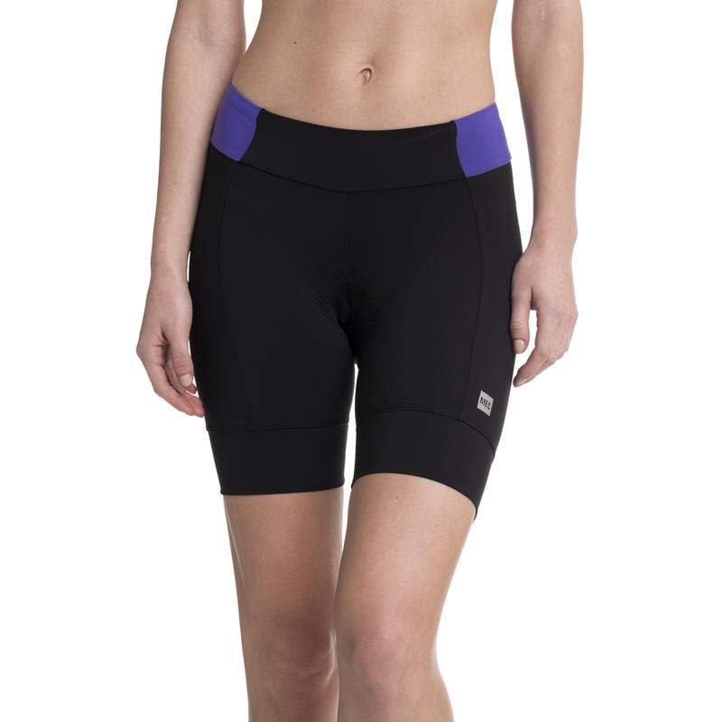 Swift Shorts Black/Viola